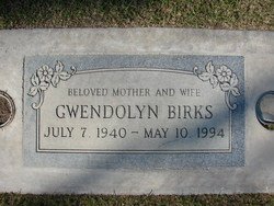 Gwendolyn Birks