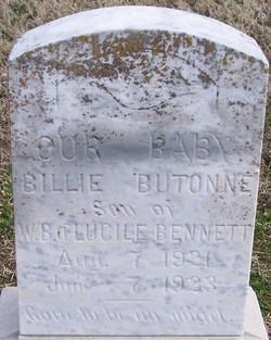 Billie Butonne Bennett