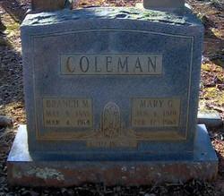 Branch Moseley Coleman