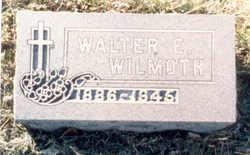Rev Walter Earl Wilmoth