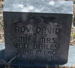 Roy David Bailey