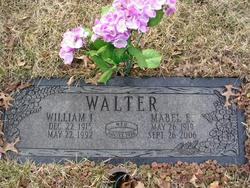 William Ira Billy Walter
