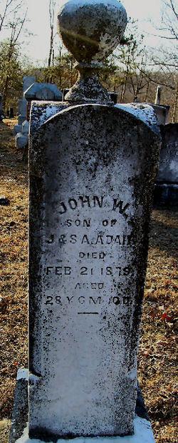 Johnson W. Adair