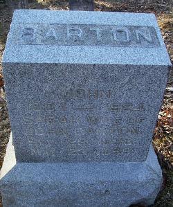 Sarah <i>Call</i> Barton