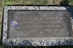 Maj Wardell C. Morrin