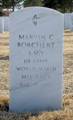 Marvin C Borchert