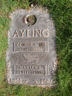 George Andrew Ayling, Sr