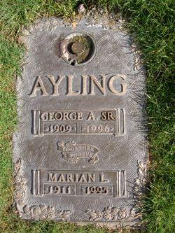 Marion Lucille <i>Butcher</i> Ayling