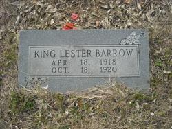 King Lester Barrow