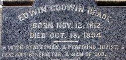 Edwin Godwin Reade