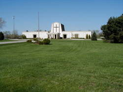 Shrine of Heaven Mausoleum