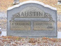 B Franklin Austin