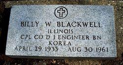 Billy Warren Blackwell