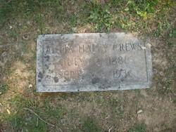 Julia <i>Haley</i> Crews