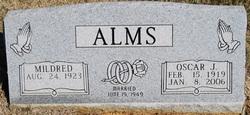 Oscar J Alms