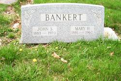 Mary <i>Hays</i> Bankert