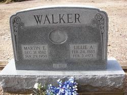 Lillie Ann <i>Henry</i> Walker