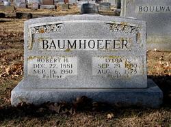 Robert Henry Baumhoefer