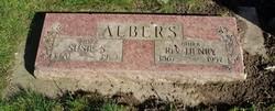 Rev Henry Albers