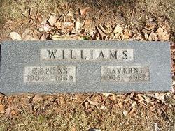 Cephas Williams