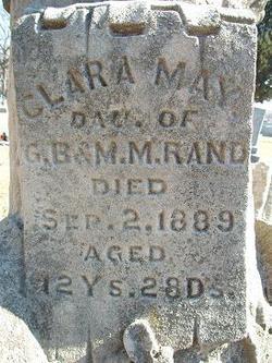 Clara May Rand