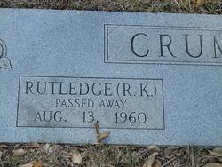 Rutledge King Crump