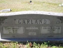 Dorothy B. <i>Spencer</i> Garland
