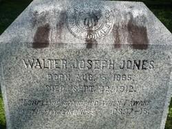 Walter Joseph Jones