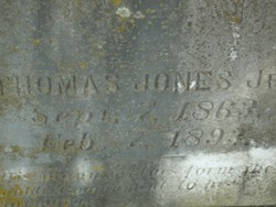 Thomas Jones, Jr.