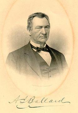 Andrew Jackson Ballard