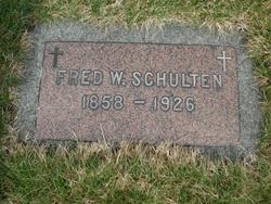 Friedrich Wilhelm Schulten