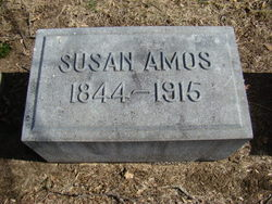 Susan Ann <i>Matheny</i> Amos