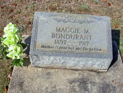 Maggie Athenia <i>Manning</i> Bondurant