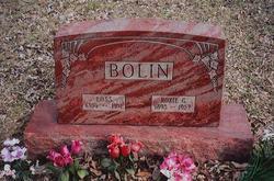 Walter Roscoe Ross Bolin