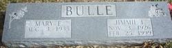 Jimmie L Bulle