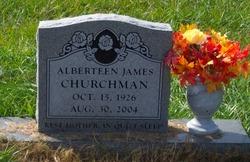 Alberteen <i>James</i> Churchman