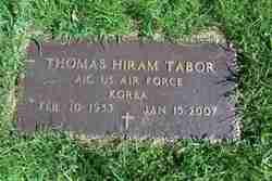 Thomas Hiram Tabor