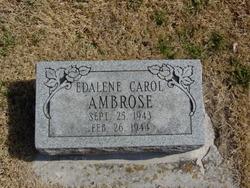 Edalene Carol Ambrose