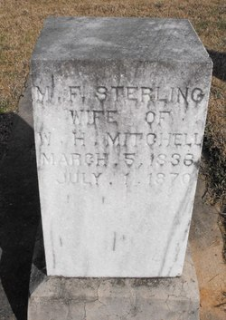 Mary Frances <i>Sterling</i> Mitchell