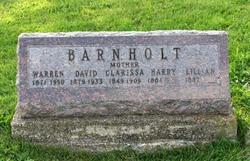 David Barnholt