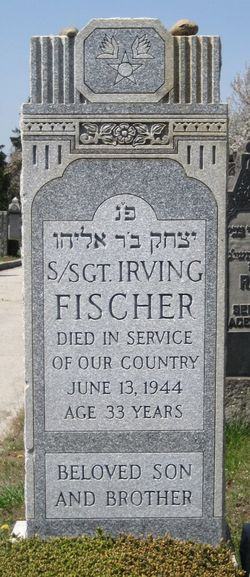 Sgt Irving Fischer