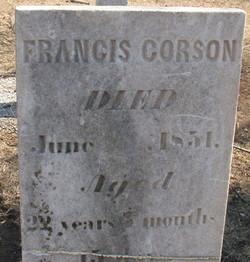 Francis Corson