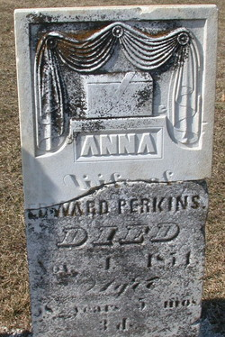 Anna <i>Pearce</i> Perkins