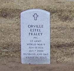 Orville Estel Fraley