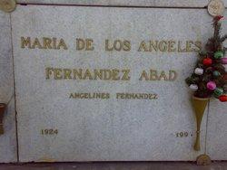 Angelines Fern�ndez