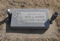Helen A. <i>Langley</i> Enderud