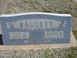 Buford Washington Baggett, Sr