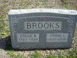 Frances Louise <i>Painter</i> Brooks