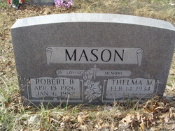 Robert Byrl Mason