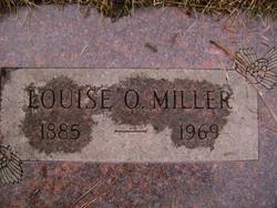Louise Ottilie <i>Schoen</i> Miller